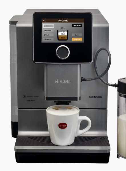 CafeRomatica 970 Titan / 960 Schwarz