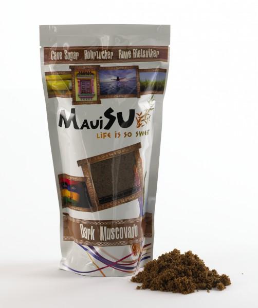 MauiSU Dark Muscovado 500g