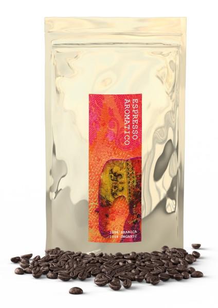 Espresso Aromatico - 100% Organic