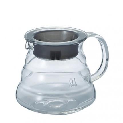 Filterkanne Glas 360 ml Gr. 01