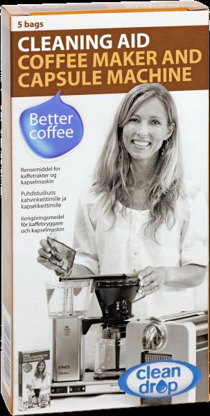Reiniger für Moccamaster Kaffeemaschinen