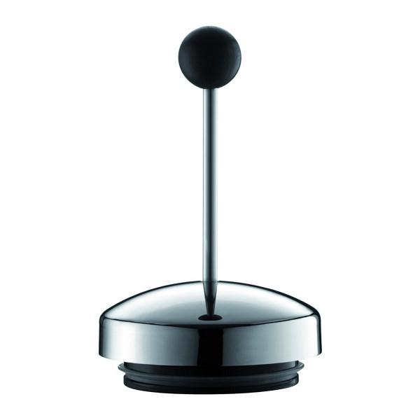 Kunststoffdeckel schwarz für Chambord (0,35L)
