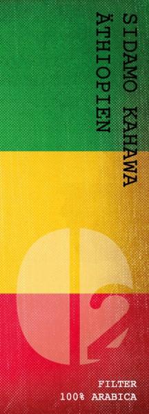 Sidamo Kahawa - Äthiopien