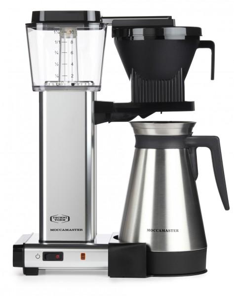 Kaffeemaschine Thermo Alu poliertKBGT741