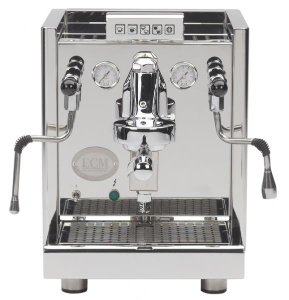 ECM Elektronika Profi im Kaffeeladen