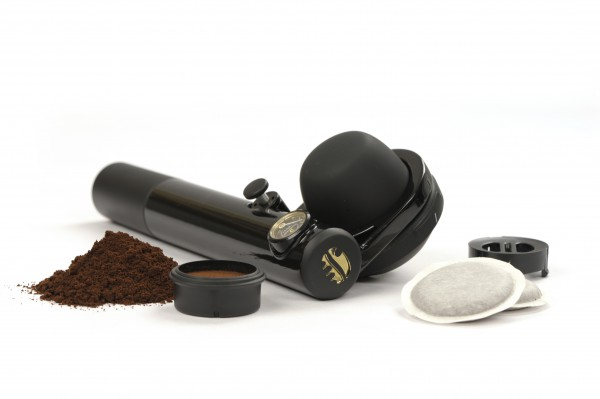 the portable espresso machine hybrid