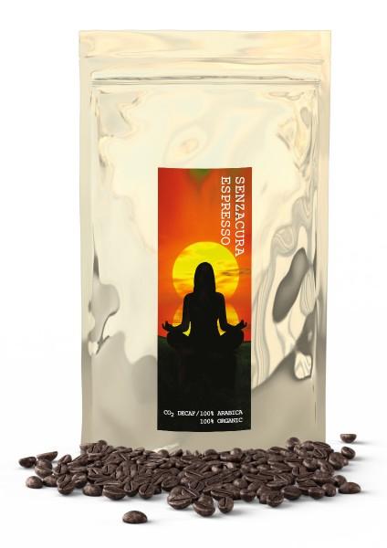 Senzacura Wellness Koffeinfrei - 100% Organic