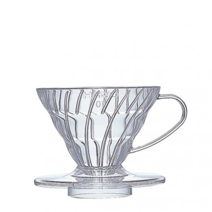 Kaffeefilter 01 transparent Kunststoff